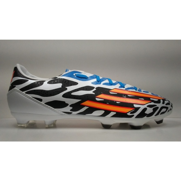 da0f362734b Rare 2014 Adidas F10 FG Messi World Cup